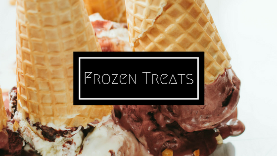 Frozen Treat Recipes for June