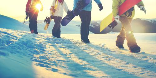 Try A Winter Sport