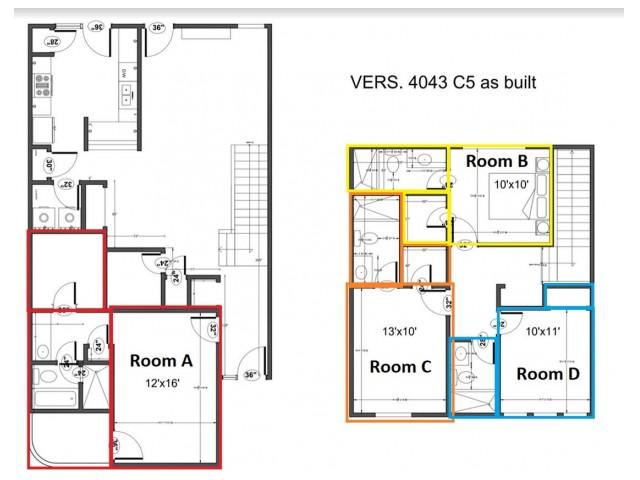 4043 Vers Floor Plan