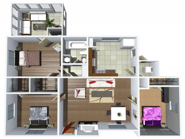3-bed house at 614 Jenkins