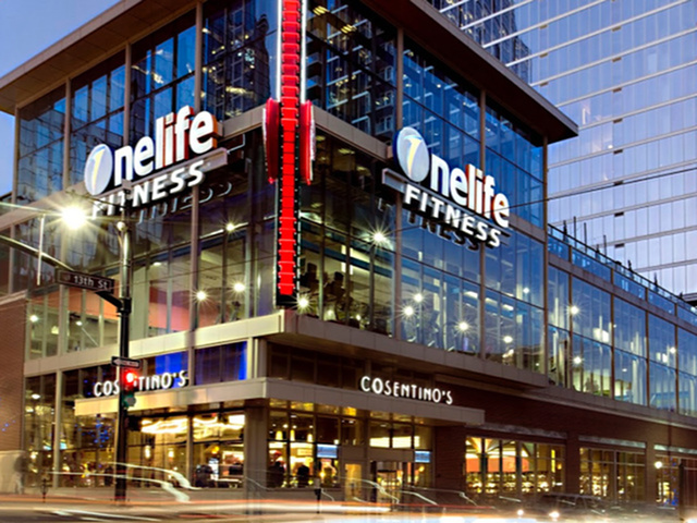 Image of Complimentary Onelife Fitness Membership for One Light Luxury Apartments