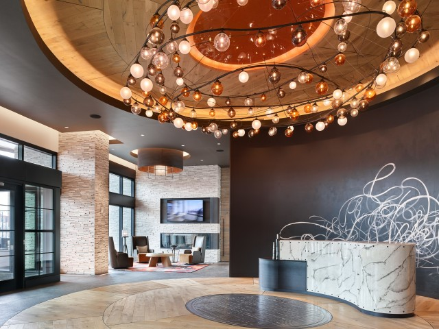 Image of 24-Hour Staffed Lobby for Two Light Luxury Apartments
