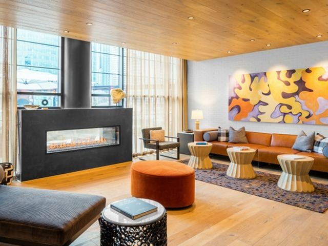 Image of Complimentary Wi-Fi in All Amenity Spaces for Two Light Luxury Apartments