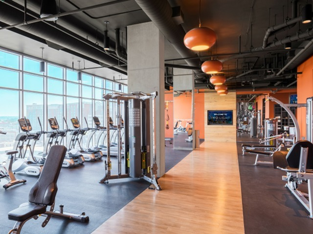 Image of 24-Hour State-of-the-Art Fitness Center for Two Light Luxury Apartments