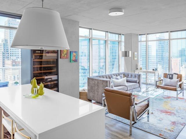 Image of Luxury Condominium Finishes for Two Light Luxury Apartments