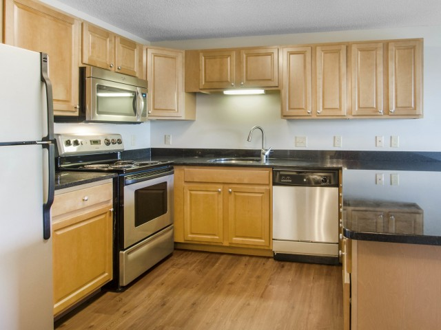 Image of Stainless Steel Appliances for Andover Place Apartment Homes