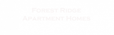 Forest Ridge Apartment Homes
