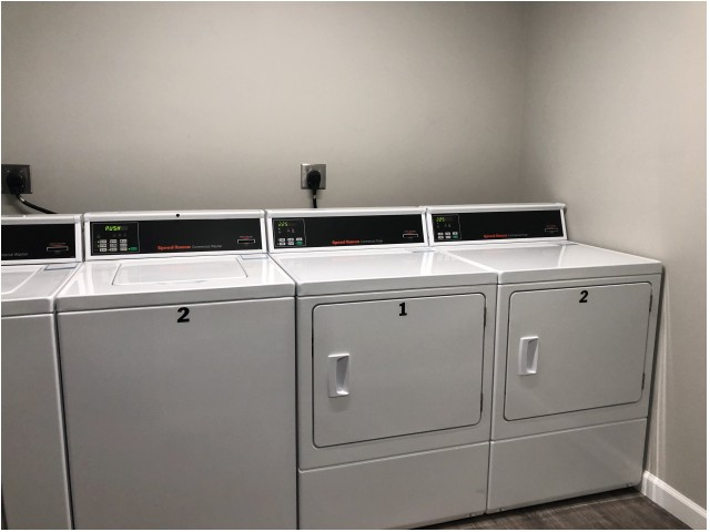 New Washers/Dryers