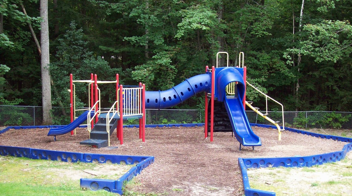 Image of Playground for Yarmouth Green Apartment Homes