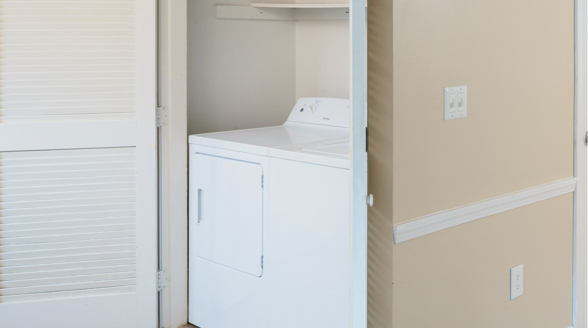 Washer/Dryer in-unit (select units)