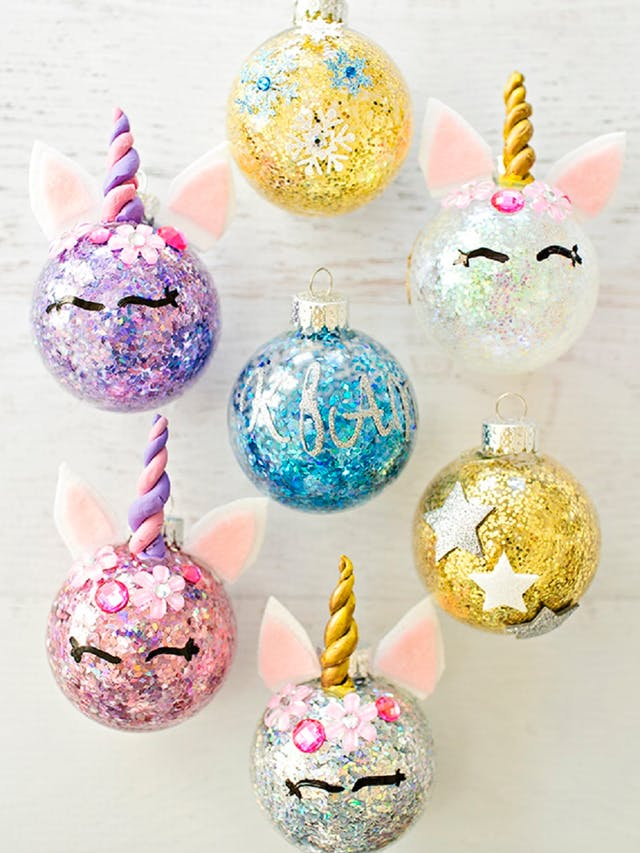 How to Make the Cutest DIY Ornaments for Your Tree-image