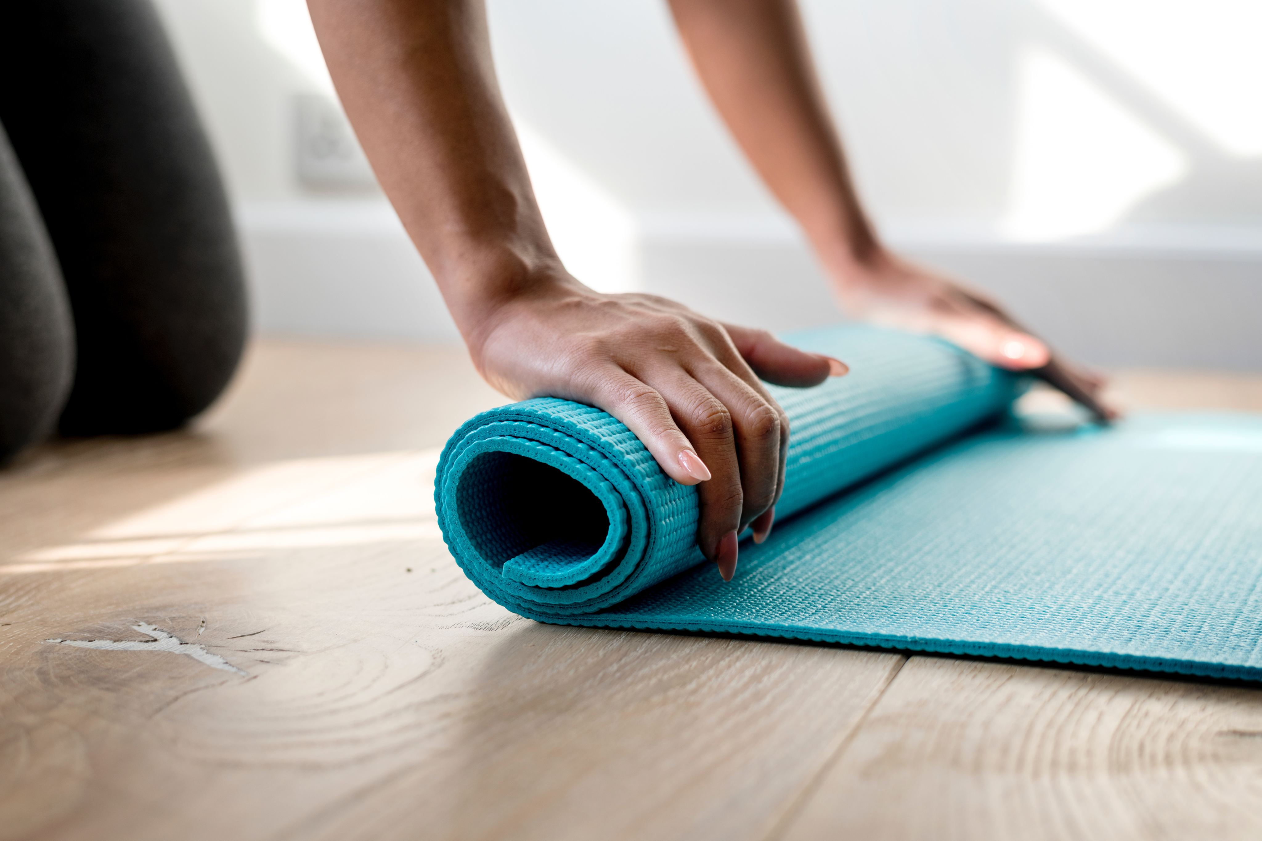 6 Exercises to Do At Home (When You're Snowed In)-image