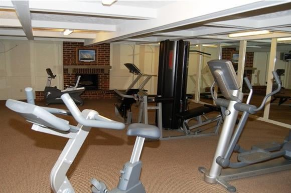 Image of 24 Hour Fitness Gym for Tudor