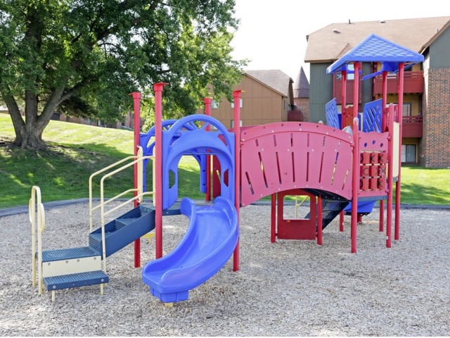 Image of Playground for Tudor