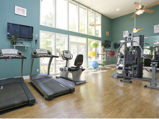 Image of 24 Hour Fitness Gym for Ivy Ridge