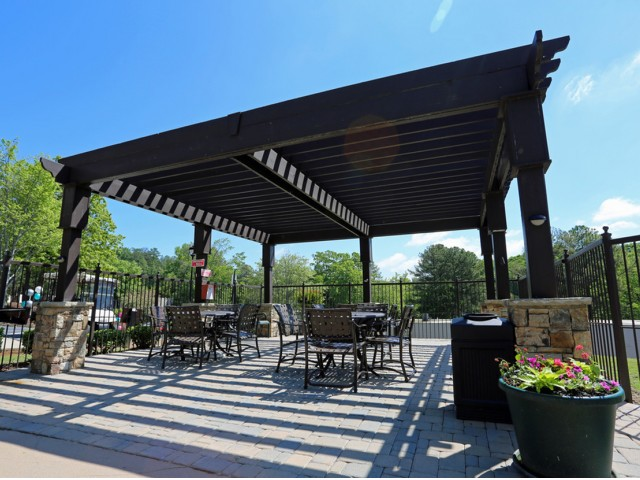 Image of Gazebo & Grilling Area for Ivy Ridge