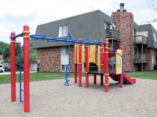 Image of Playground for Fireside Village