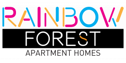 Rainbow Forest Logo