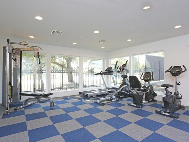 Amenity: Fitness Studio