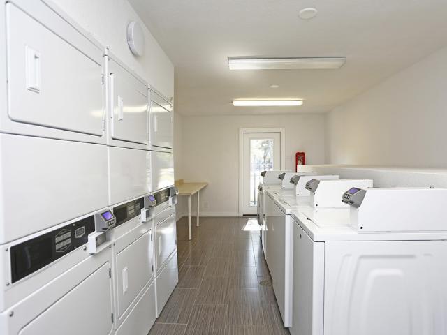 Amenity: Laundry Facilities