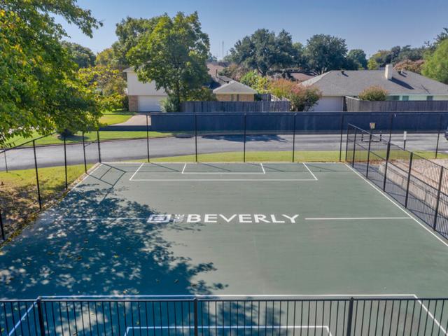Amenity: Sports Court