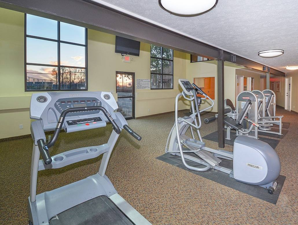 Fitness Center at Legacy Crossing!
