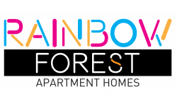 Rainbow Forest Logo
