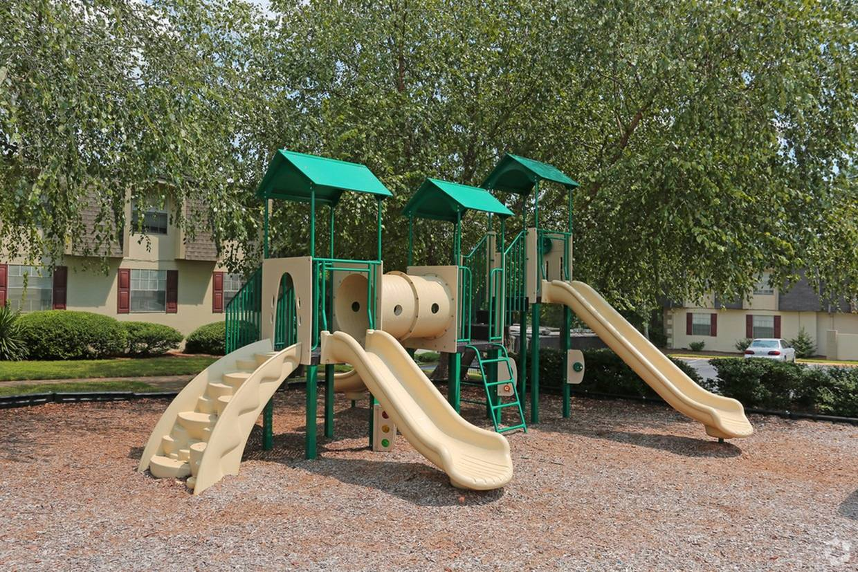 Playground at Rainbow Forest