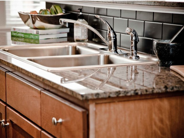 Image of Granite Countertops for Standard Life Flats
