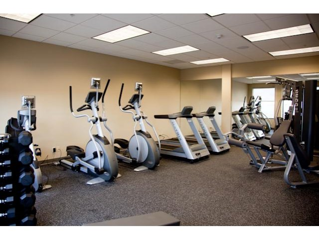 Image of State-of-the-art Fitness Center (located at King Edward) for Standard Life Flats