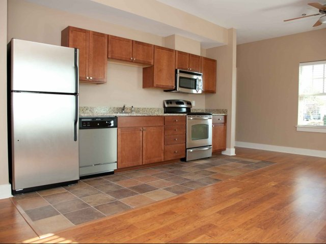 Barataria Living Room and Kitchen
