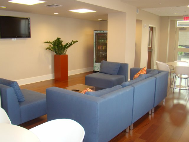Image of Community & Entertainment Room Available for Rental for Hibernia Tower