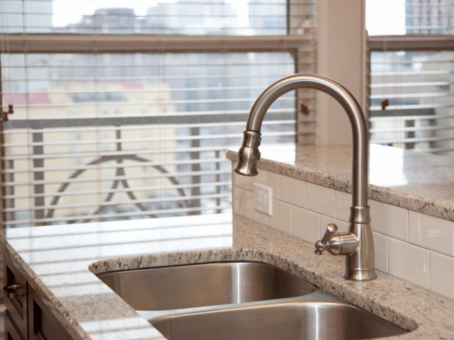 Image of Granite Kitchen and Bath Surfaces for Hibernia Tower