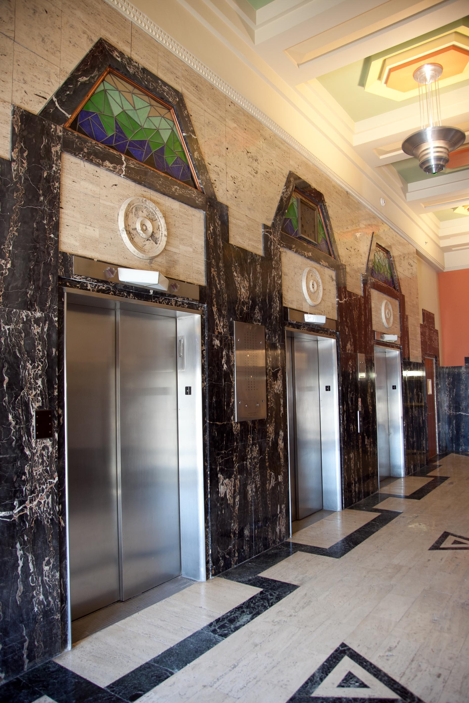 Image of High Speed Elevators for Standard Life Flats