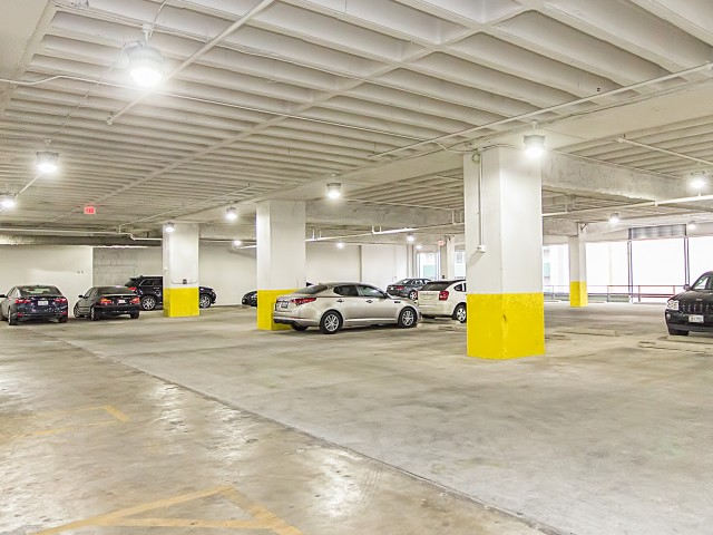 Image of Indoor and Reserved Garage Parking for Residents for The Mayflower