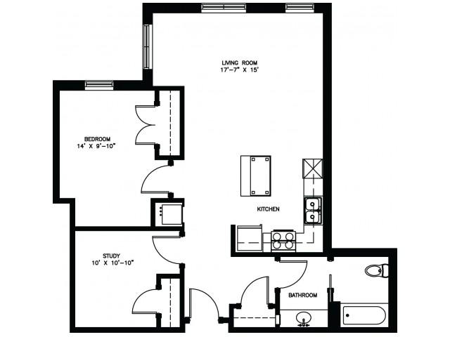 Apartment 113