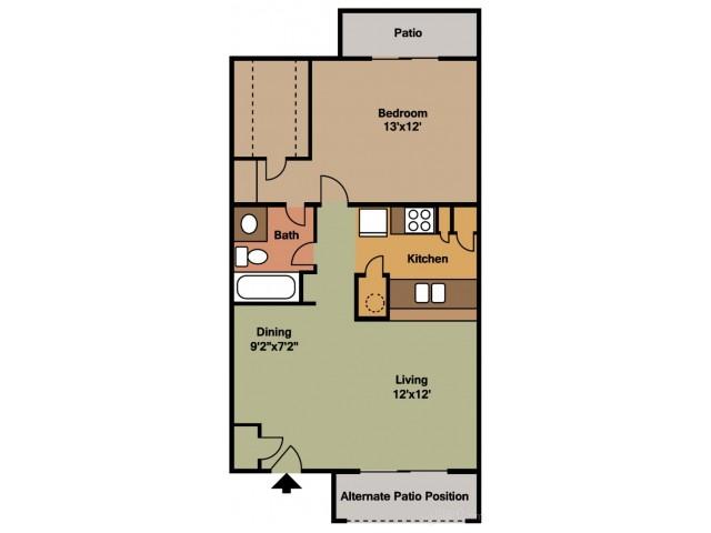 Floorplan 1 | Casa Del Sol