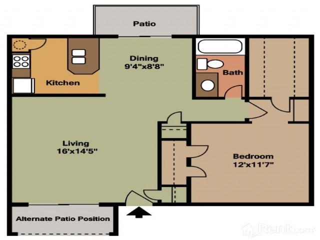 Floorplan 2 | Casa Del Sol