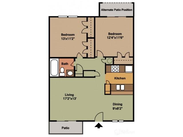 Floorplan 5 | Casa Del Sol