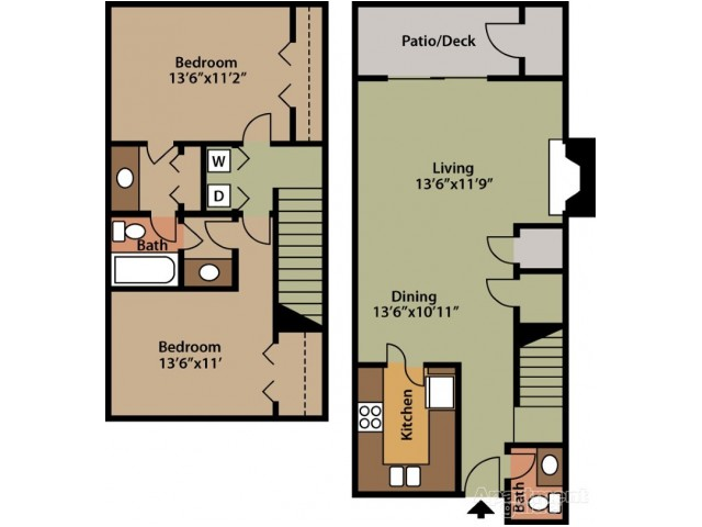 Floorplan 2 | St. Andrews