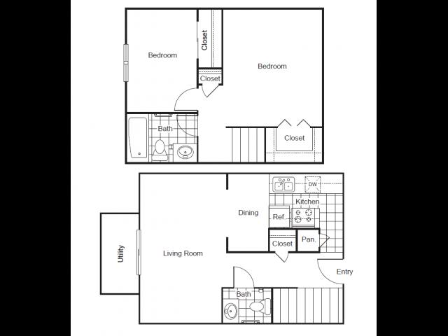 Floor Plans 3 | Park West