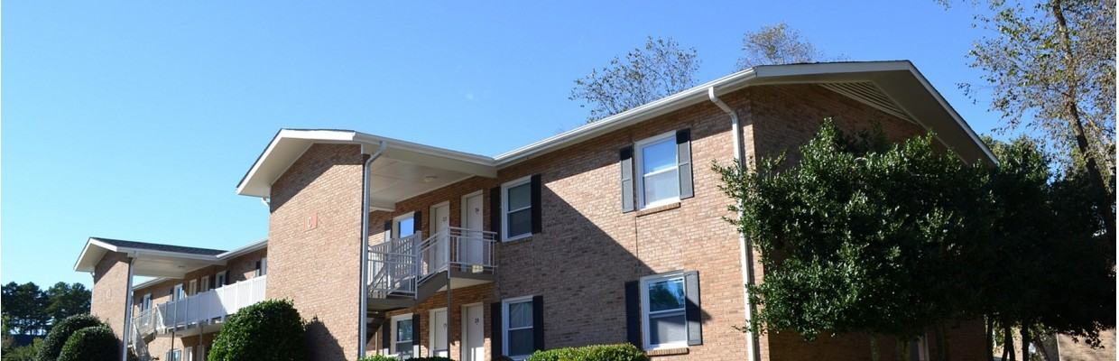 Apartments In Spartanburg SC | Park Square