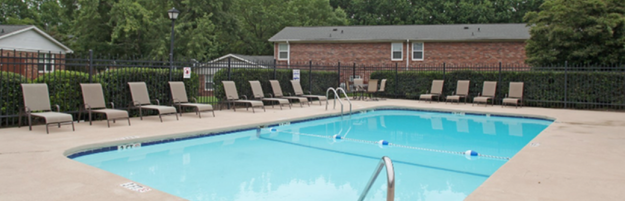 Resort Style Pool | Apartments In Spartanburg SC | Magnolia Townhomes