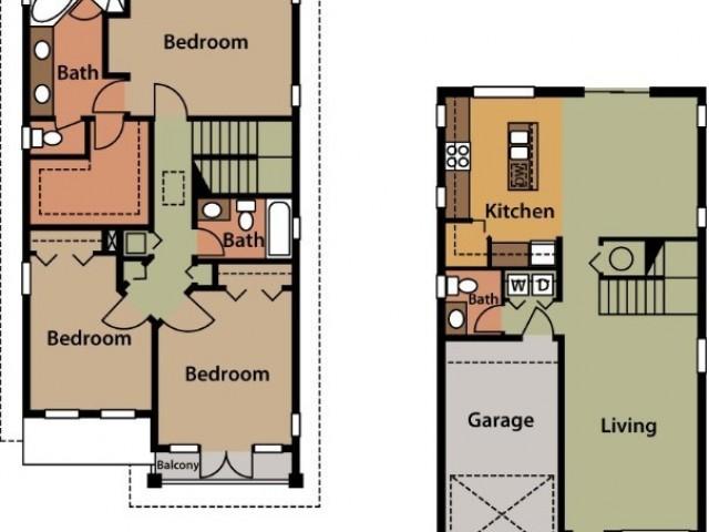 Floor Plan | Royal Oaks