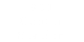 901 Center Station Logo