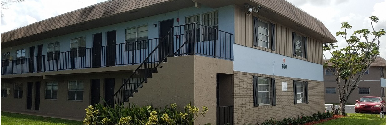 Apartment For Rent In Pompano Beach FL | Palm Island