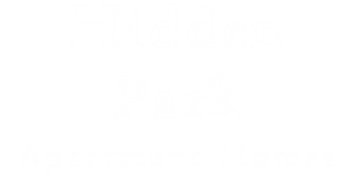 Hidden Park Logo | Apartments In Spartanburg South Carolina | Hidden Park