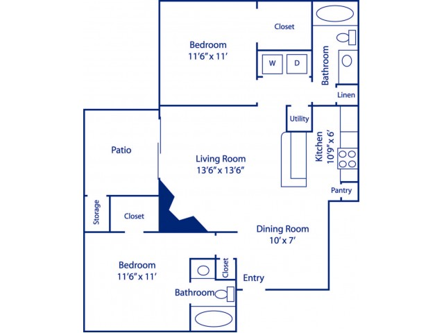 1700 Place Apartments