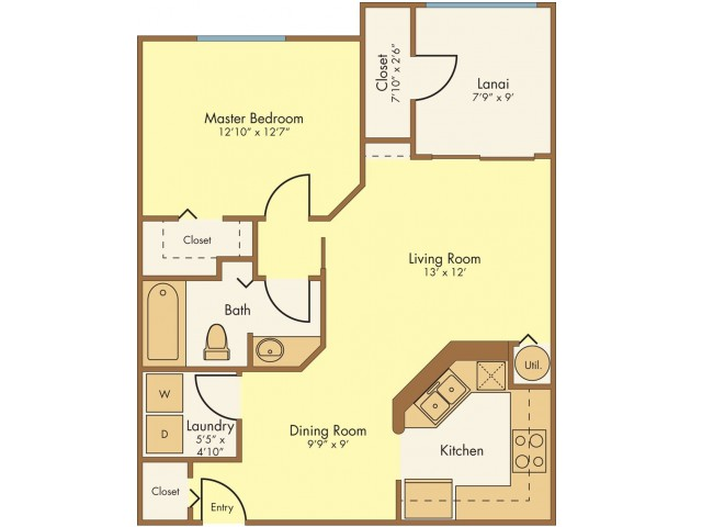 Floor Plan 2 | Mission Club