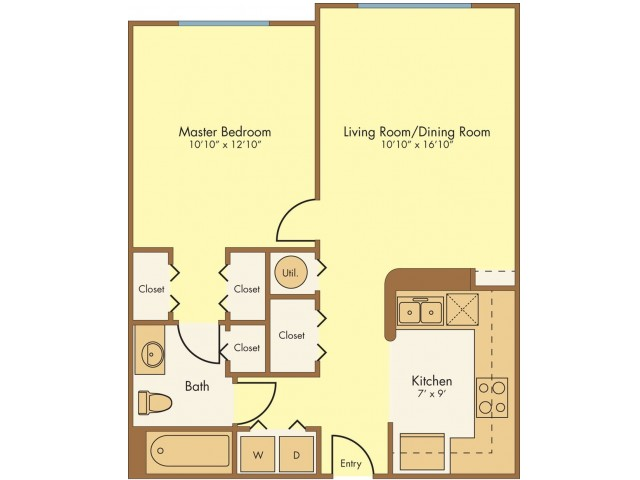 Floor Plan | Mission Club